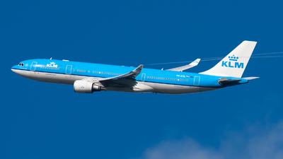 PH-AOL - Airbus A330-203 - KLM Royal Dutch Airlines