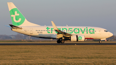 PH-XRA - Boeing 737-7K2 - Transavia Airlines