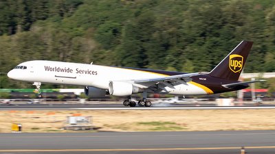 N421UP - Boeing 757-24A(PF) - United Parcel Service (UPS)