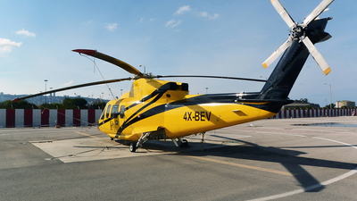 4X-BEV - Sikorsky S-76C++ - Lahak Aviation