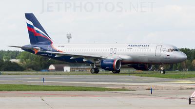 VP-BQV - Airbus A320-214 - Aeroflot