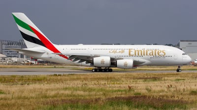 A picture of FWWAY - Airbus A380 - Airbus - © Gerrit Griem