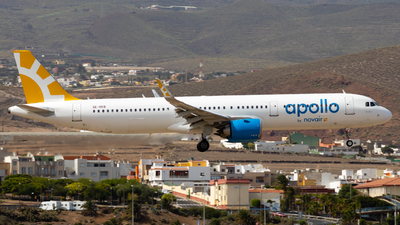 A picture of SERKB - Airbus A321251N - Novair - © aaron_gcrr