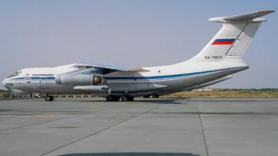 RA-76814 - Ilyushin IL-76TD - Rusaerolizing