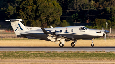 VH-NWI - Pilatus PC-12 - Private