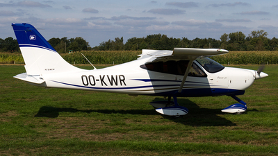 OO-KWR - Tecnam P2008JC - Private