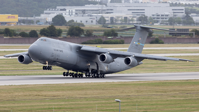 86-0013 - Lockheed C-5M Super Galaxy - United States - US Air Force (USAF)