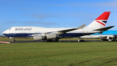 A picture of GCIVB - Boeing 747436 - [25811] - © ian simpson