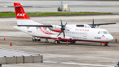B-28268 - ATR 72-212A(600) - Far Eastern Air Transport (FAT)
