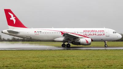 CN-NMI - Airbus A320-214 - Air Arabia Maroc