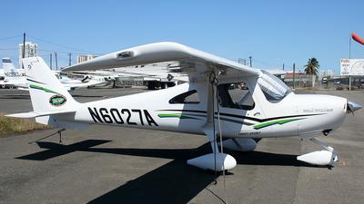 N6027A - Cessna 162 Skycatcher [162-00146] - Flightradar24