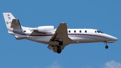 D-CXLS - Cessna 560XL Citation XLS Plus - Air Hamburg