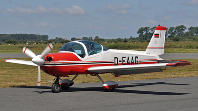 D-EAAG - Bolkow Bo.209 Monsun 150RV - Private