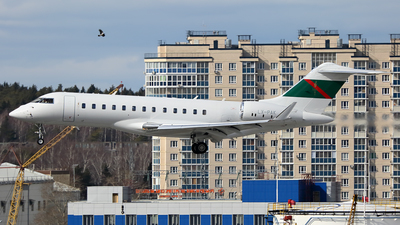LX-PAK - Bombardier BD-700-1A10 Global Express XRS - Private
