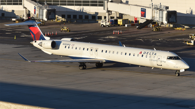 N305PQ - Bombardier CRJ-900LR - Delta Connection (Endeavor Air)