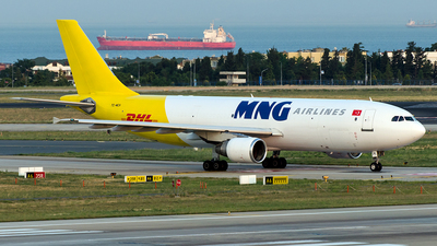 TC-MCH - Airbus A300B4-622R(F) - MNG Airlines