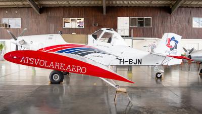 TI-BJN - Ayres Turbo Thrush 510P - Airforce Turbine Services Volare