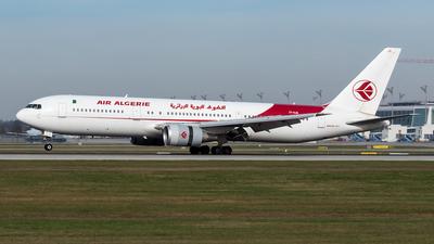 7T-VJG - Boeing 767-3D6 - Air Algérie