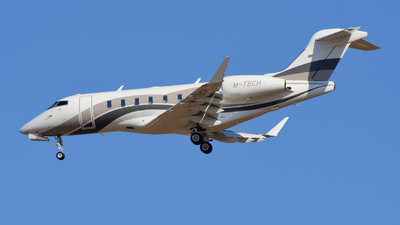 M-TECH - Bombardier BD-100-1A10 Challenger 350 - Private