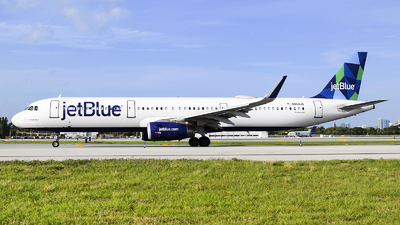 N959JB - Airbus A321-231 - jetBlue Airways