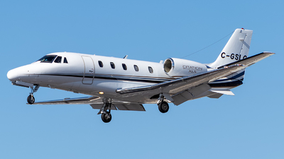 C-GSLC - Cessna 560XL Citation XLS - Private