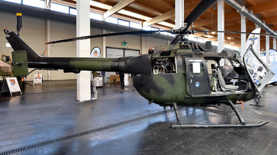 86-99 - MBB Bo105P1 - Germany - Army