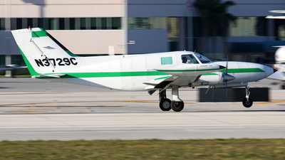 N3729C - Cessna 402B - Private
