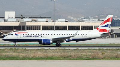 G-LCYL - Embraer 190-100SR - BA CityFlyer