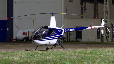 G-BXOA - Robinson R22 Beta - Hummingbird Aviation Services