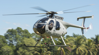 N530FM - MD Helicopters MD-530F Lifter - Private