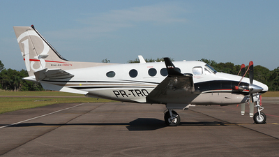 PR-TRO - Beechcraft C90GTx King Air - Private