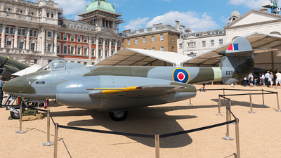 EE549 - Gloster Meteor F.4 - United Kingdom - Royal Air Force (RAF)