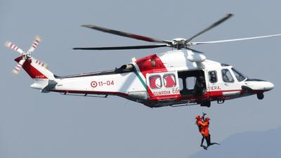 A picture of MM81749 - AgustaWestland AW139 -  - © Edoardo Photographer