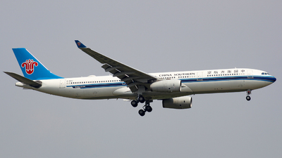 A picture of B8362 - Airbus A330343 - China Southern Airlines - © Herison Riwu Kore
