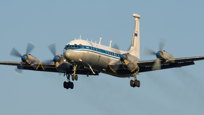 RA-75914 - Ilyushin IL-22M Bizon - Russia - Air Force
