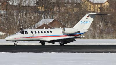 D-CAST - Cessna 525B CitationJet 3 - Air Hamburg