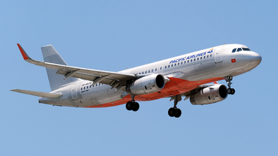 VN-A570 - Airbus A320-232 - Pacific Airlines
