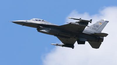 91-0390 - Lockheed Martin F-16C Fighting Falcon - United States - US Air Force (USAF)
