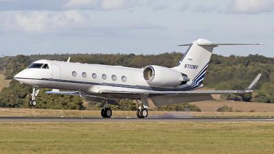 N710MV - Gulfstream G-IV(SP) - Private