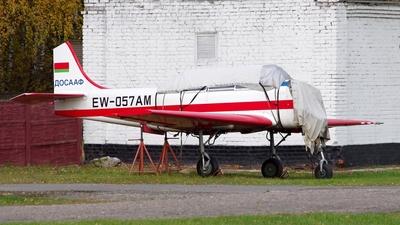EW-057AM - Yakovlev Yak-52 - Belarus - DOSAAF