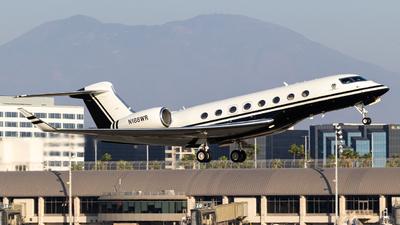 N188WR - Gulfstream G650ER - Private