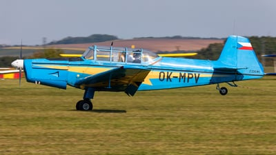 OK-MPV - Zlin 226MS - Aero Club - Kyjov