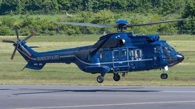 D-HEGD - Eurocopter AS 332L Super Puma - Germany - Bundespolizei