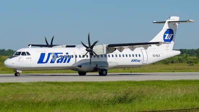 A picture of VQBLK - ATR 72500 - UTair - © Alexander Listopad