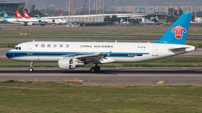 B-6776 - Airbus A320-214 - China Southern Airlines