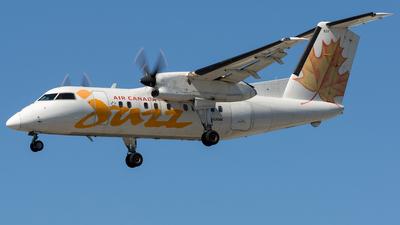 A picture of CGANK - De Havilland Canada Dash 8100 - United Nations - © Piotr Persona