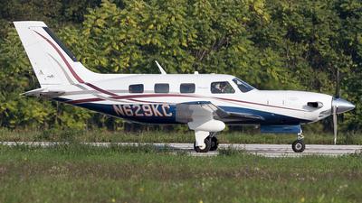 N629KC - Piper PA-46-500TP Malibu Meridian - Private
