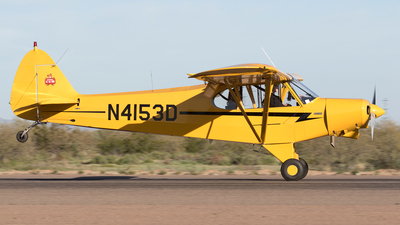 N4153D - Piper PA-18-150 Super Cub - Private