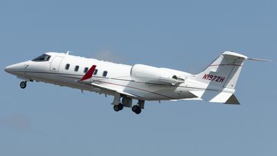 N1972H - Bombardier Learjet 60 - Private