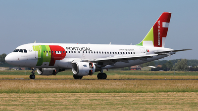 CS-TTR - Airbus A319-111 - TAP Air Portugal